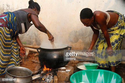 African kitchen stock photo getty images for African kitchen gallery