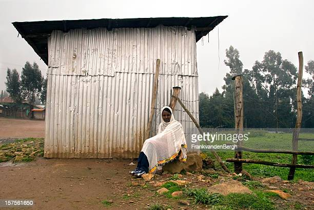 Afrikanischer Leben