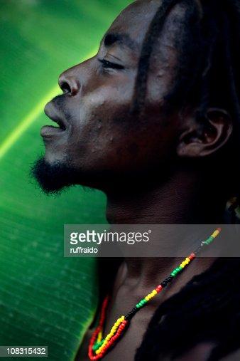african man : Stock Photo