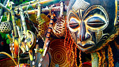 African Masks and Statues