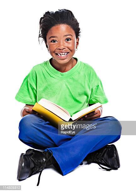 Afrikanische Schulkind-Nur Mädchen