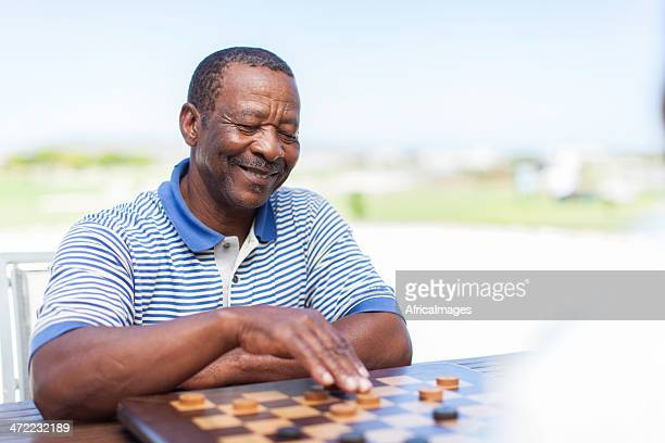 African senior feeling good about his next move