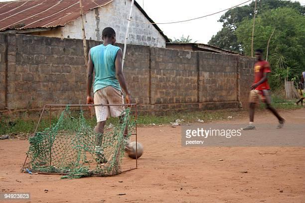 african street football