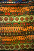 African style textile hessian cloth