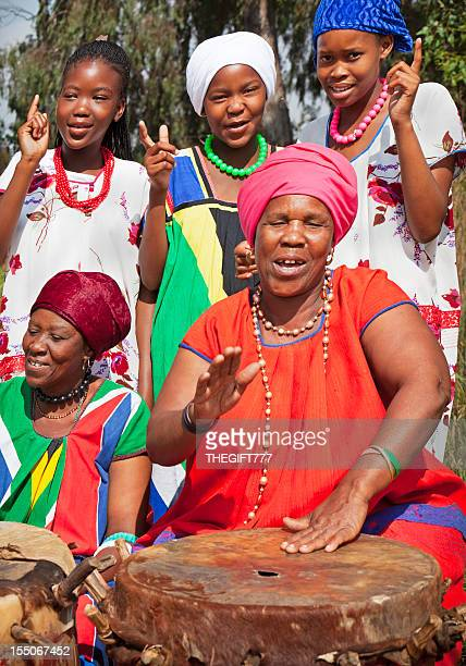 African traditional musical group
