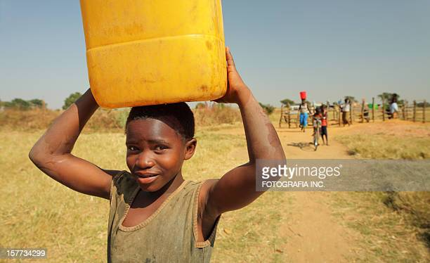 African water Lady