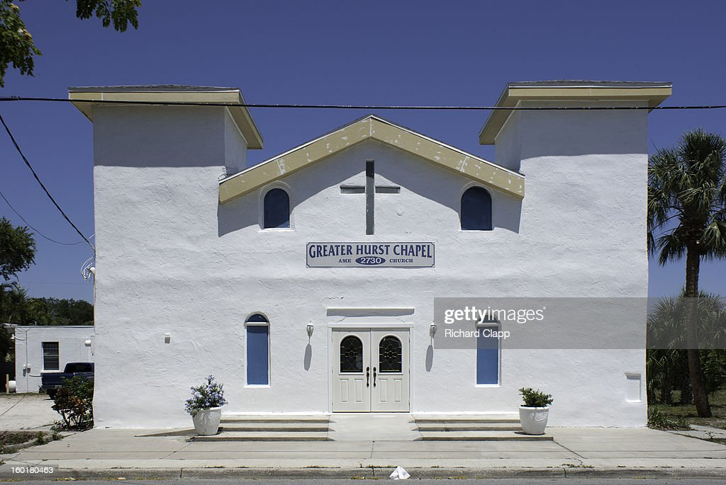 Greater hurst chapel pictures getty images content african american church in sarasotafl ame african methodist episcopal sciox Choice Image