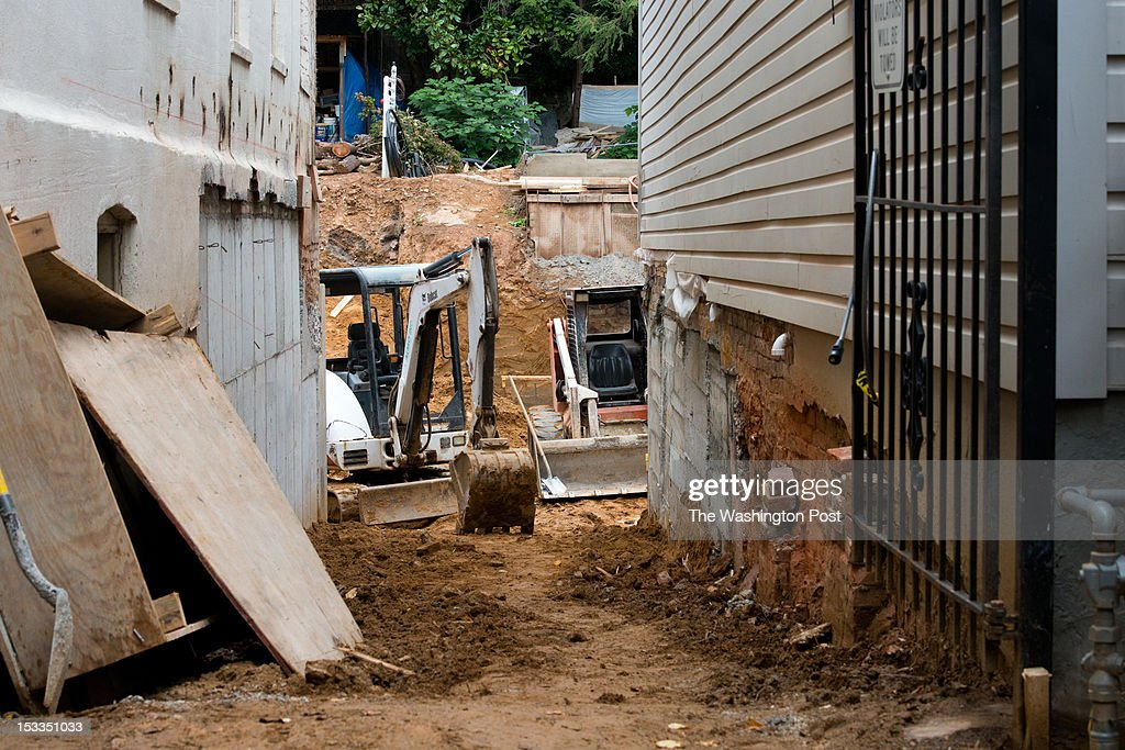 African-American human remains that are believed to be pre-Civil War were discovered on September 10th in the 3000 block of Q St. NW while construction was taking place in the rear of the home. Since then, three other sets of remains have been discovered at the site.