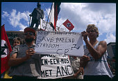 Afrikaner Weerstands Beweging founded in 1973 is a white supremacist movement that wants the maintaining of total apartheid and the establishment of...