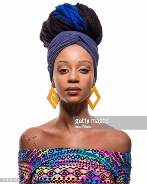 Afrobrazilian woman