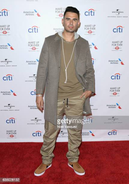 Afrojack arrives at Universal Music Group 2017 Grammy after party presented by American Airlines and Citi at the Ace Hotel on February 12 2017 in Los...