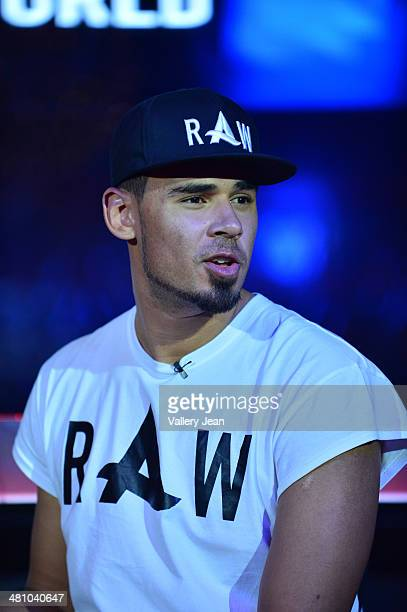 Afrojack attends a Private Listening Event for his Debut Album 'Forget The World' at W Hotel on March 27 2014 in Miami Florida