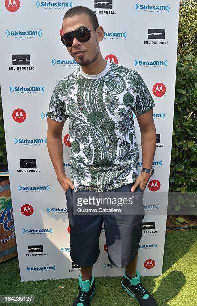 Afrojack attends SiriusXM's 'UMF Radio' at the SiriusXM Music Lounge at W Hotel on March 21 2013 in Miami Florida