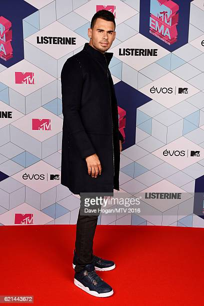Afrojack attends the MTV Europe Music Awards 2016 on November 6 2016 in Rotterdam Netherlands