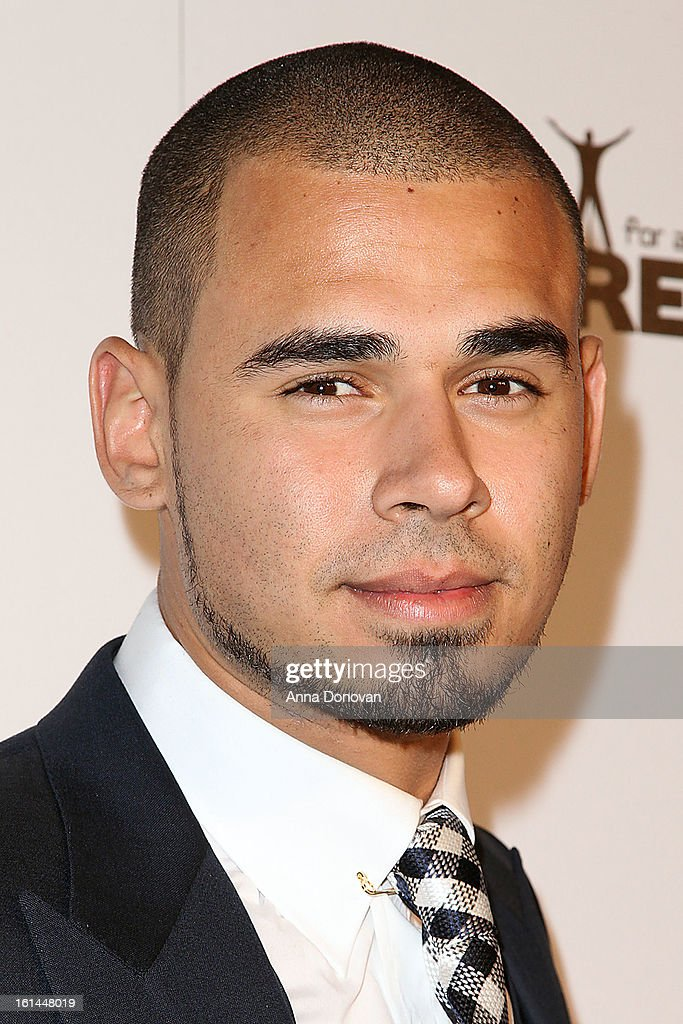 <a gi-track='captionPersonalityLinkClicked' href=/galleries/search?phrase=Afrojack&family=editorial&specificpeople=7173108 ng-click='$event.stopPropagation()'>Afrojack</a> attends the Republic Records post GRAMMY party at the Emerson Theatre on February 10, 2013 in Hollywood, California.