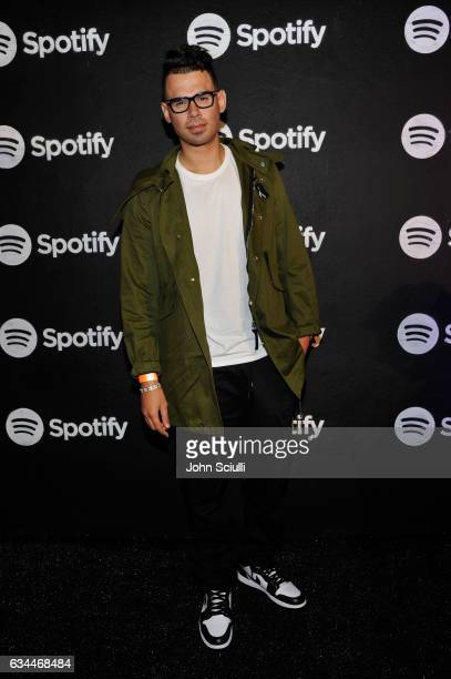 Afrojack attends the Spotify Best New Artist Nominees celebration at Belasco Theatre on 9 2017 in Los Angeles California