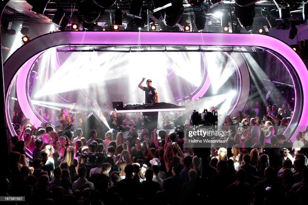 MTV EMA's 2013 - Outside Broadcast