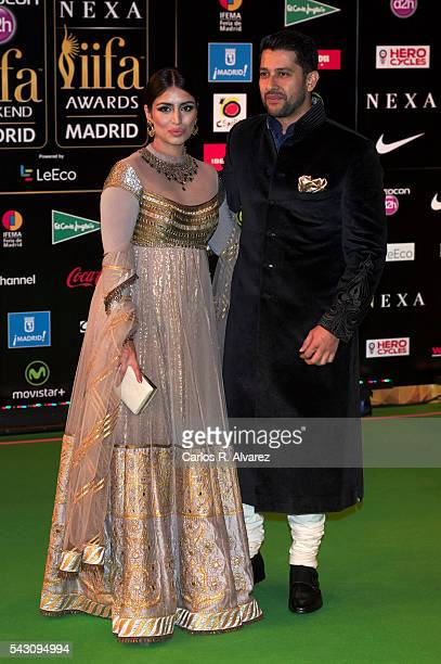 Aftab Shivdasani attends the 17th IIFA Awards at Ifema on June 25 2016 in Madrid Spain