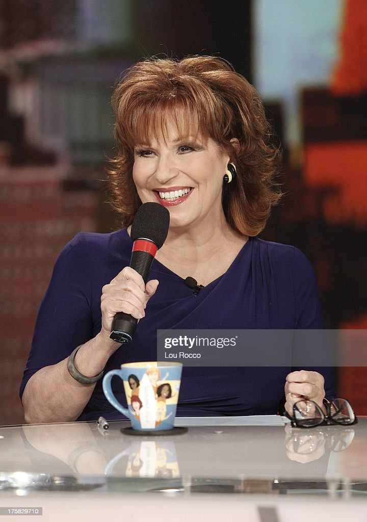 THE VIEW - After 16 years on ABC's 'The View,' Joy Behar's last live show airs today, August 8, 2013. Television journalist Marysol Castro guest co-hosts and actor Anson Mount is a guest. 'The View' airs Monday-Friday (11:00 am-12:00 pm, ET) on the ABC Television Network. JOY