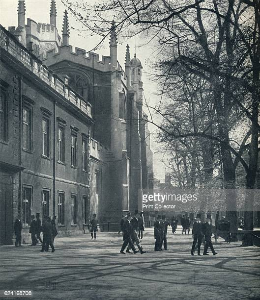After Absence' 1926 Eton College is a boarding independent school for boys in Eton Berkshire near Windsor founded in 1440 by King Henry VI Absence is...