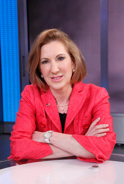 AMERICA After announcing her candidacy for the Republican presidential nomination Carly Fiorina the former chief executive of HewlettPackard was a...