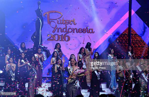 After experiencing a long trip and a severe competition finally the beautiful Kezia Roslin ST from North Sulawesi successfully became the winner on...