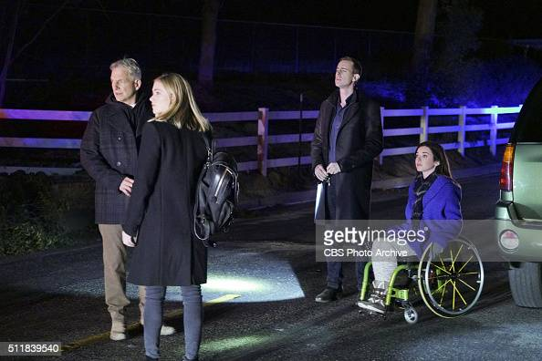 After hours the ncis agents personal plans are interrupted when each