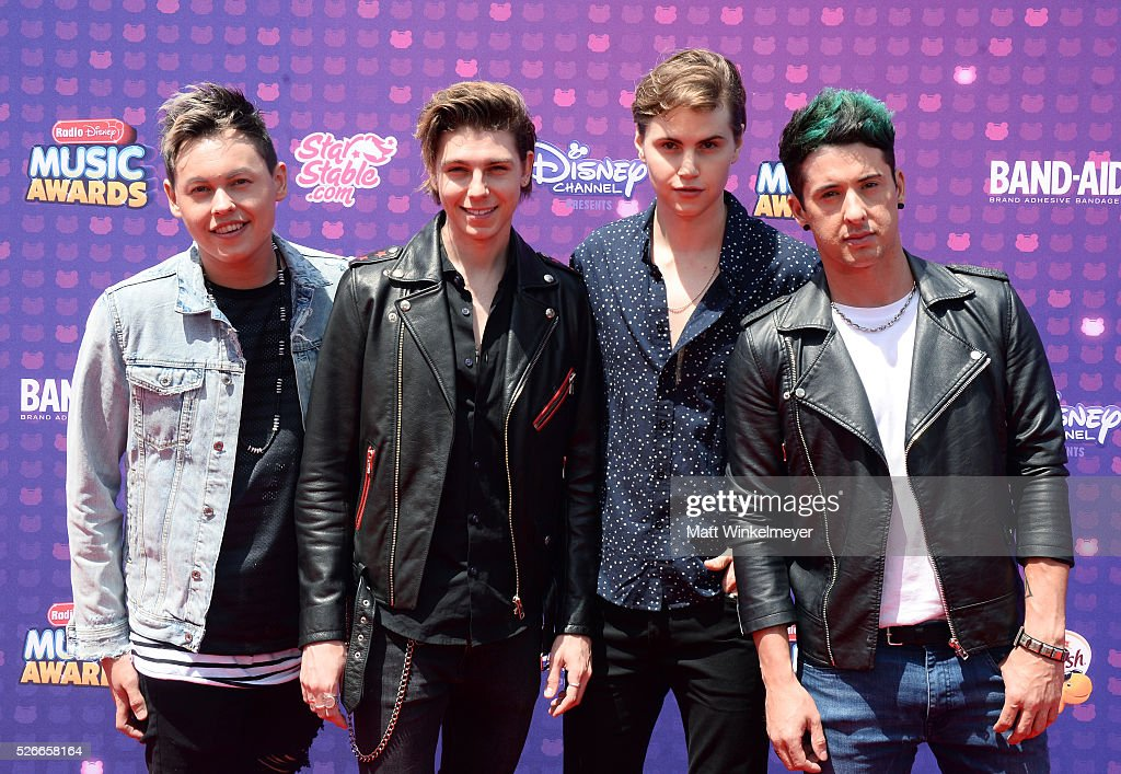 After Romeo attend the 2016 Radio Disney Music Awards at Microsoft Theater on April 30, 2016 in Los Angeles, California.