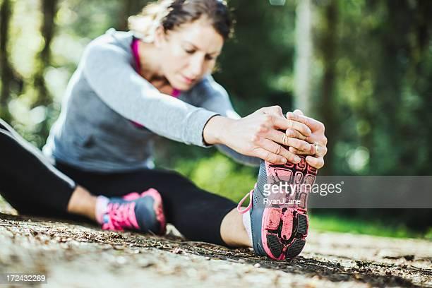 Après course Stretch