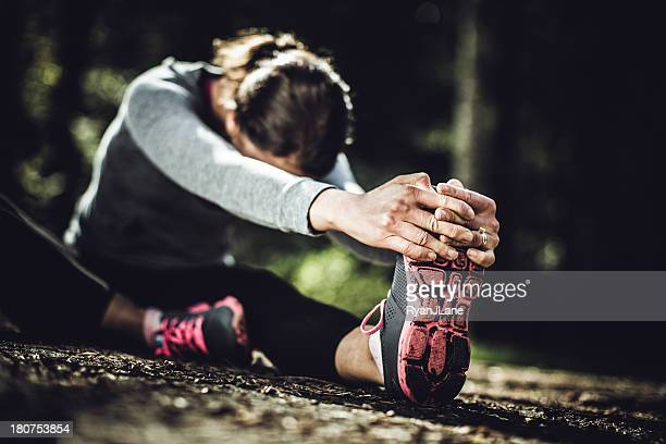After Run Stretch