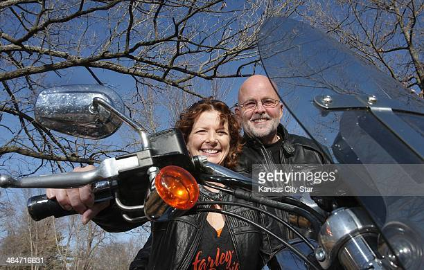 After surviving cancer Patty Knox of Overland Park Kan bought herself a Harley Davidson Dyna lowrider trike and now makes more time to ride with her...