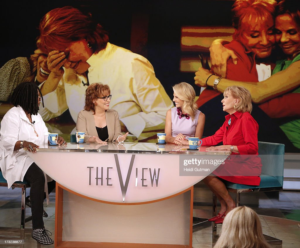 THE VIEW - After ten years as co-host, Elisabeth Hasselbeck announced today, July 10, 2013, that she will be leaving 'The View.' 'The View' airs Monday-Friday (11:00 am-12:00 pm, ET) on the ABC Television Network. WALTERS