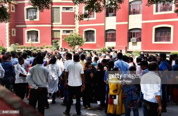 After the brutal murder of a sevenyearold at Ryan International School in Gurugram panicked parents gather outside the Ryan International School at...