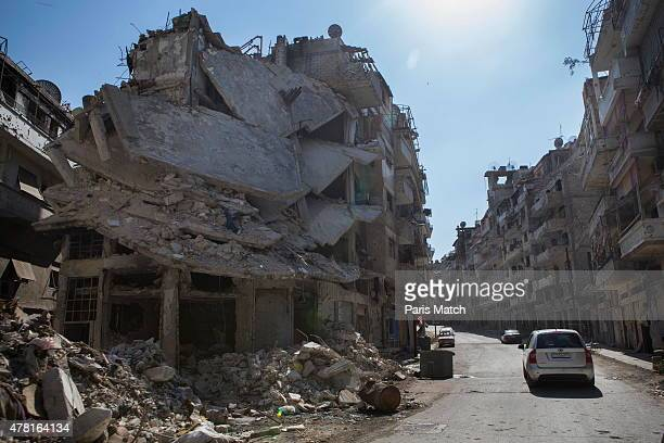 After the fall of Palmyra the forces of Bashar Assad are fighting to HOMS the last bastion before Damascus against the forces of Daech Reportage by...