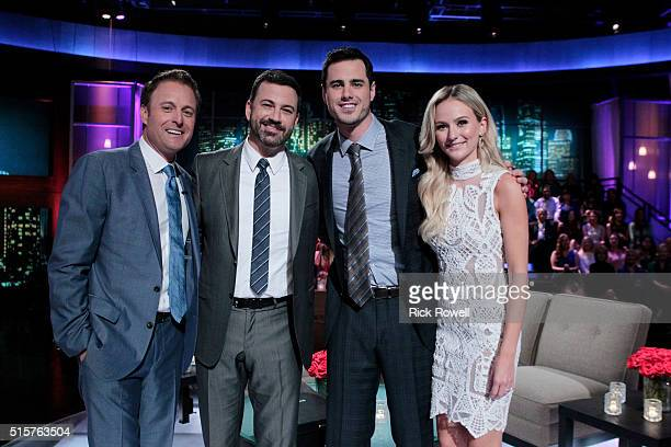 THE BACHELOR 'After the Final Rose' Immediately following the dramatic Season Finale emotions run high as Ben sits down with Chris Harrison live to...