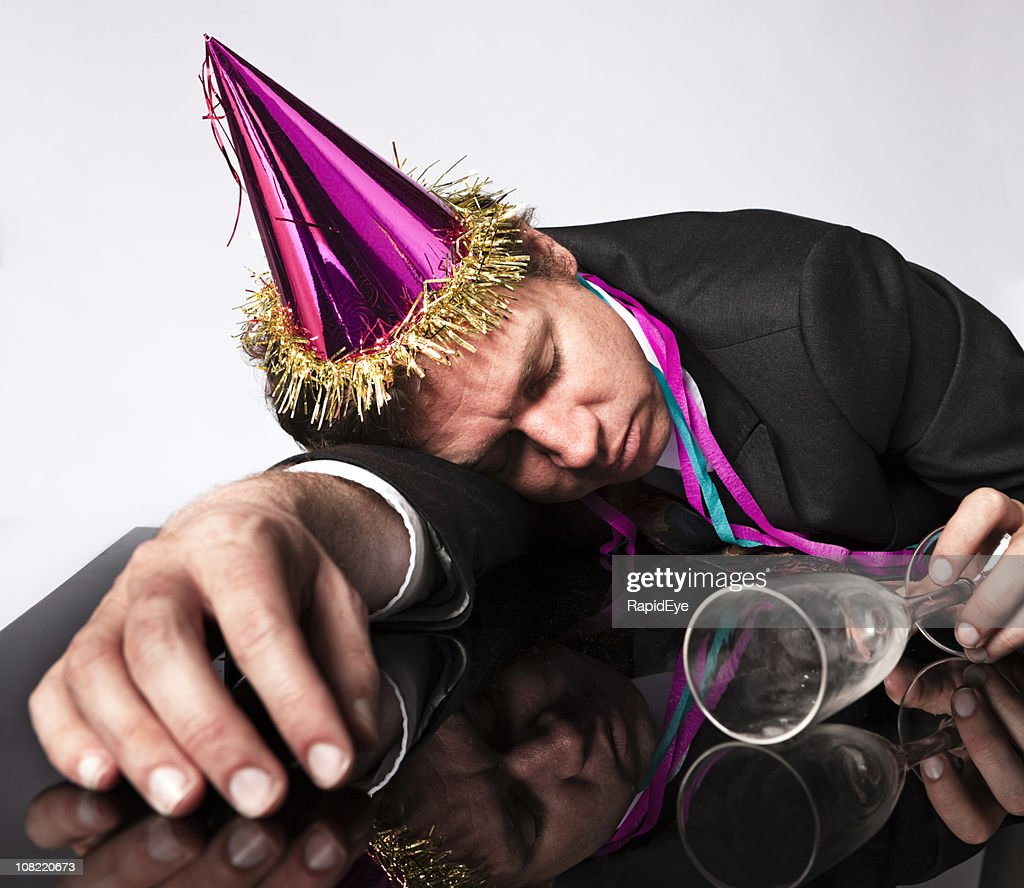 After the party : Stock Photo