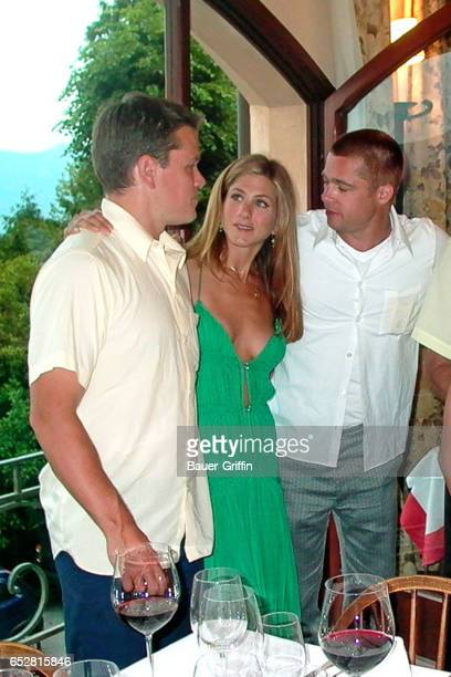 After wrapping the filming of 'Ocean's Twelve' George Clooney invites many of his big named costars and closest friends to his villa in Laglio for a...
