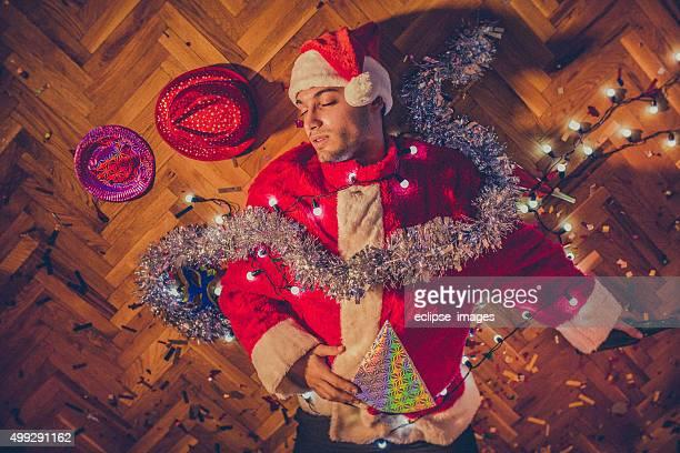 Nach Weihnachten party