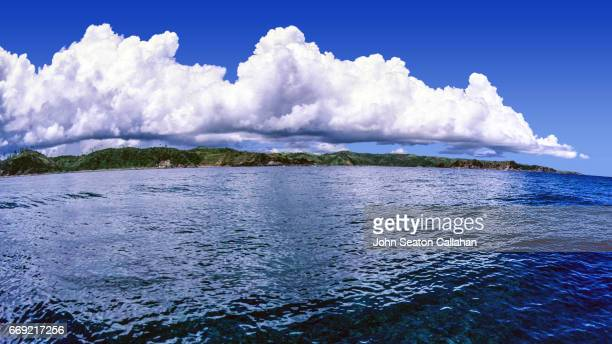 Afternoon Clouds on Catanduanes Island