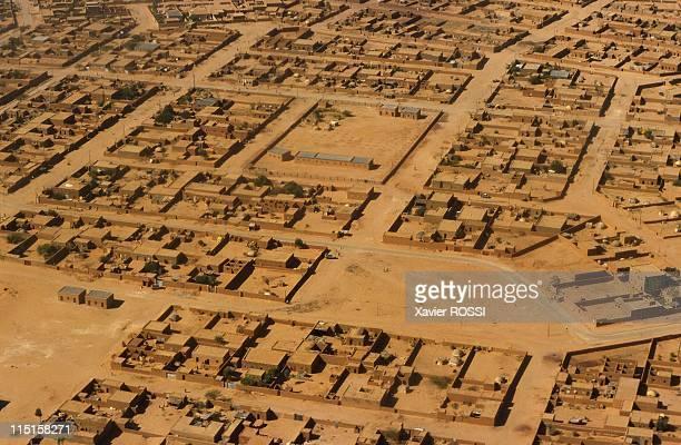 Agadez Niger the land of the Blue men in December 1998 Agades