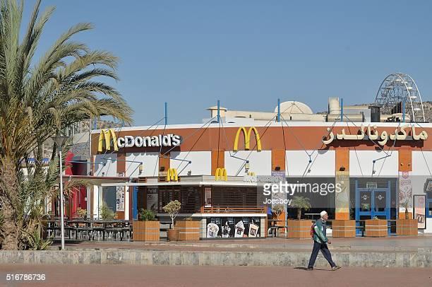 Agadir McDonalds Restaurant