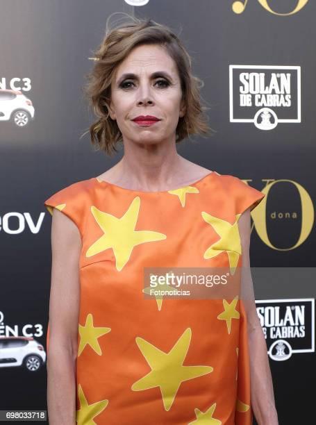 Agatha Ruiz de la Prada attends the 'Yo Dona' International Awards at the Palacio de los Duques de Pastrana on June 19 2017 in Madrid Spain