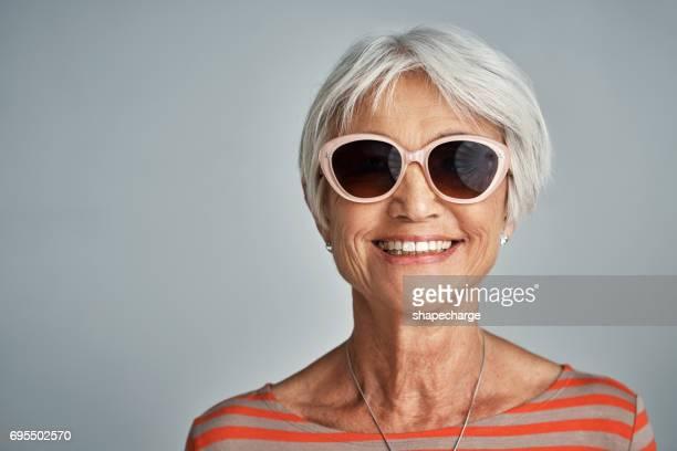 Alter ist ein Zustand des finden