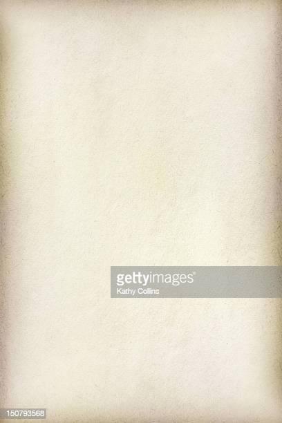 Aged parchment paper