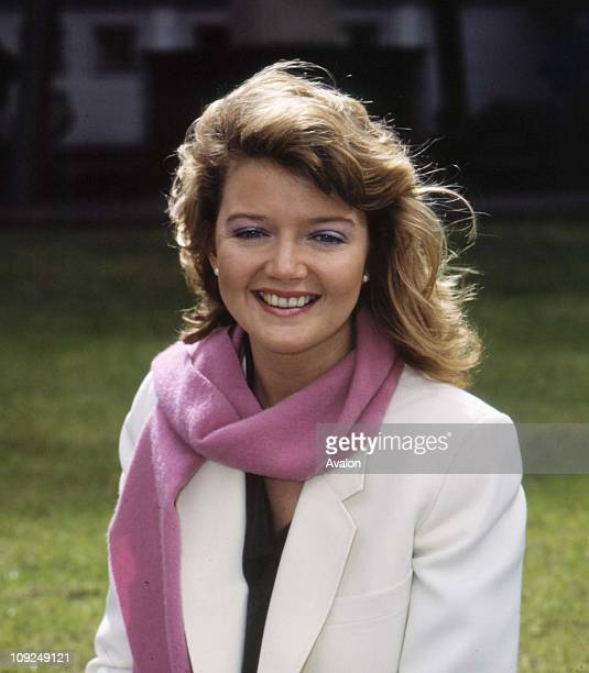 Agency photo Fiona Kennedy British Singer Actress And Tv Presenter