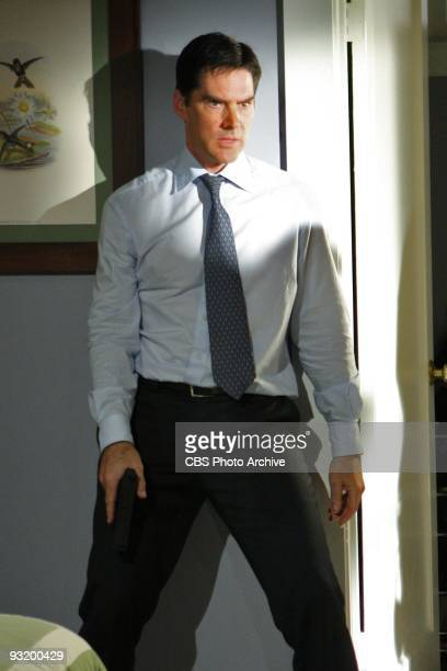 '100' Agent Hotchner battles the Reaper in an effort to save his family on CRIMINAL MINDS Wednesday November 25 on the CBS Television Network