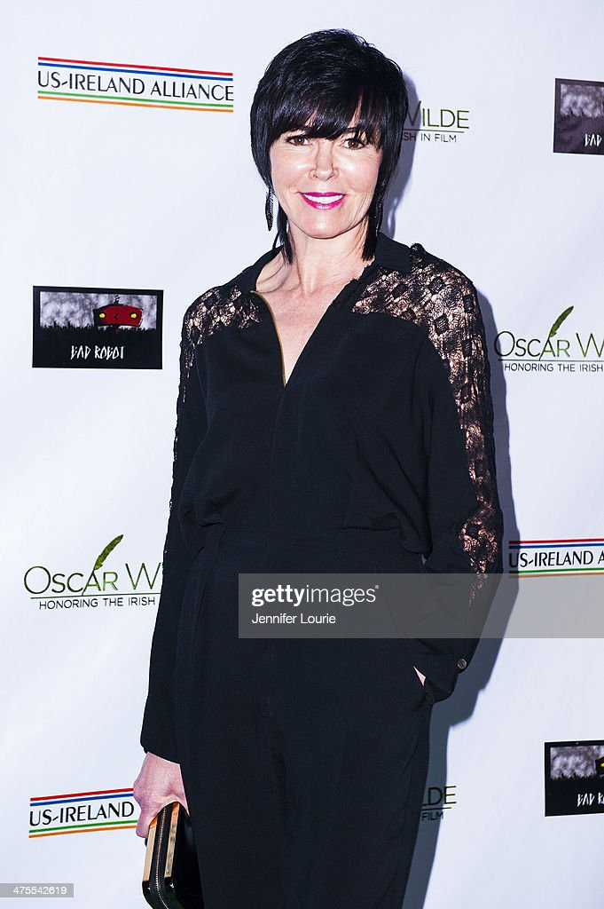 Agent Hylda Queally attends the 9th Annual 'Oscar Wilde: Honoring The Irish In Film' Pre-Academy Awards event at Bad Robot on February 27, 2014 in Santa Monica, California.