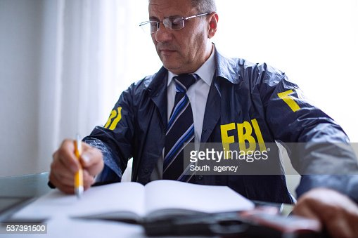 fbi agent essay