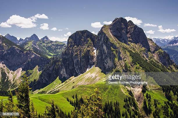 Aggenstein peak