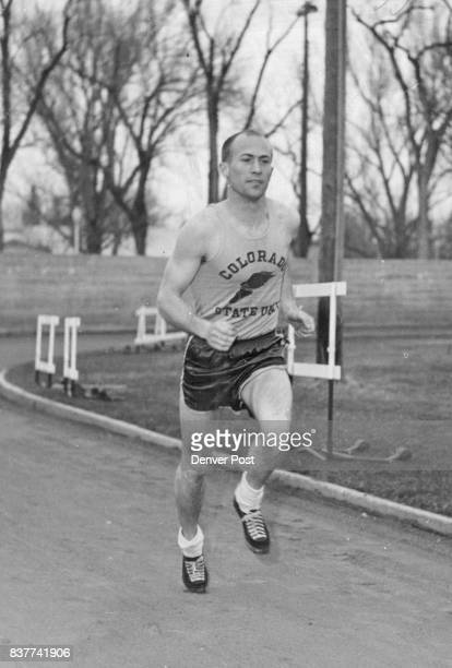 Aggie At first Del Hessel missed his 1955 Chewy after he wrecked it several years ago But now the classy Colorado State University halfmiler figures...